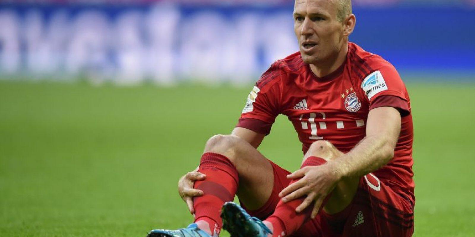 También jugó en clubes como el Groningen, PSV, Chelsea y Real Madrid. Foto:Getty Images