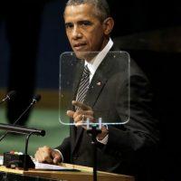 En el que aseguró que cree que el Congreso quitará el embargo a Cuba. Foto:Getty Images
