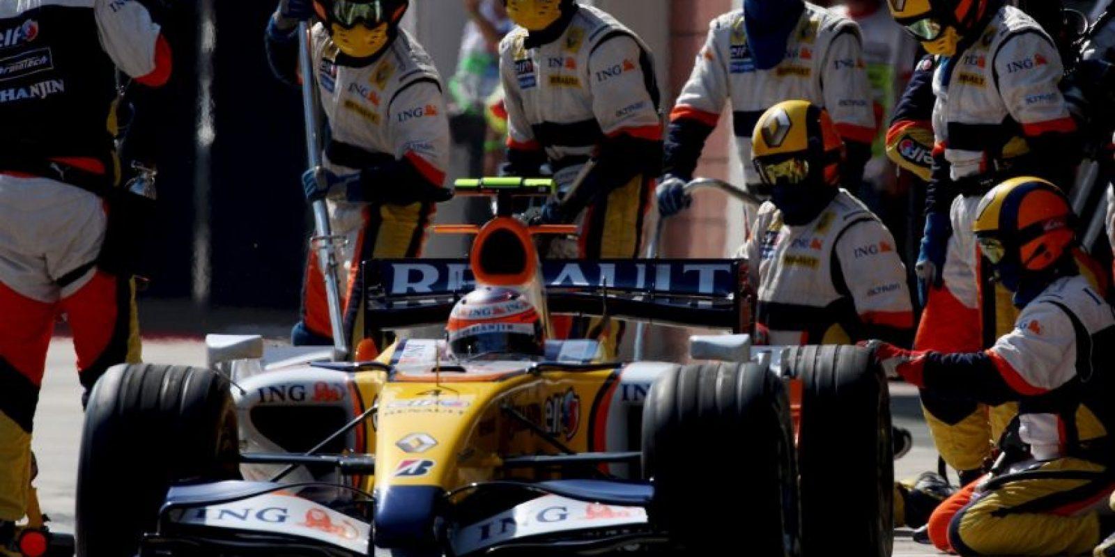 Corrió 17 carreras, logró 1 podio y 30 puntos. Foto:Getty Images