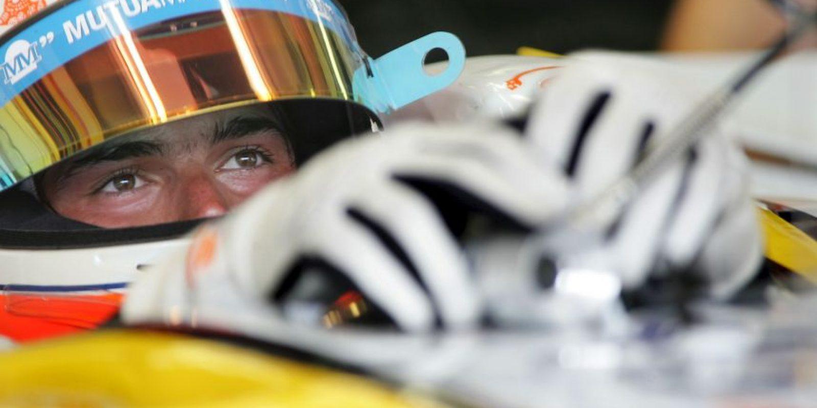 Corrió 28 Gran Premio con un saldo de 1 podio y 19 puntos. Foto:Getty Images