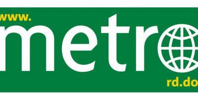 Logo MetroRD