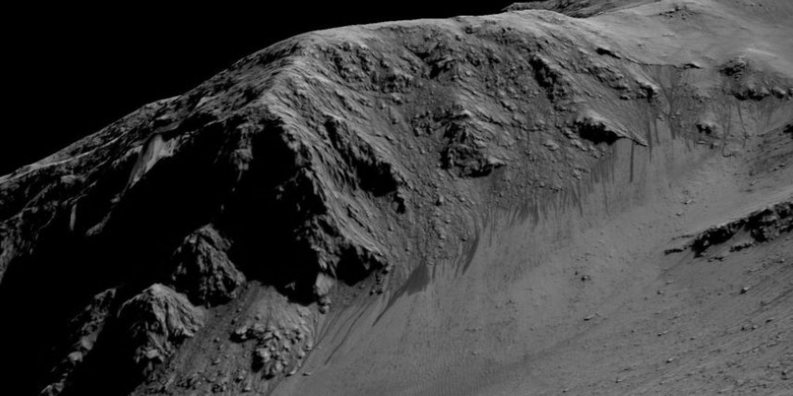 Los científicos están seguros que alguna vez existió vida en Marte Foto:nasa.gov