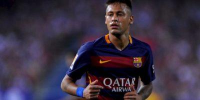 """Neymar: """"Messi es el mejor del mundo y yo estoy aquí para ayudarle"""". Foto:Getty Images"""