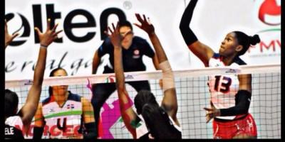 RD derrota 3-0 a Trinidad y Tobago; sigue invicta en Norceca