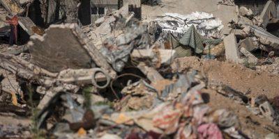 Al igual que 148 escuelas, 15 hospitales y 45 centros de atención sanitaria Foto:Getty Images