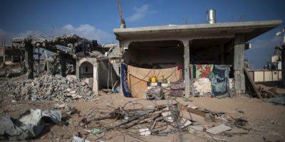 Cerca de 20 mil viviendas quedaron totalmente destruidas Foto:Getty Images