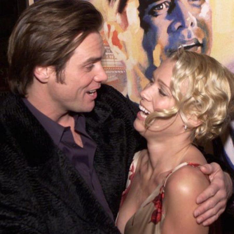 """En 2001, tras protagonizar la cinta """"The Majestic"""", circularon rumores sobre un posible romance entre los actores, pero nunca se confirmó. Foto:Getty Images"""