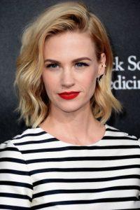 "Es una estrella de la serie ""Mad Men"". Foto:Getty Images"