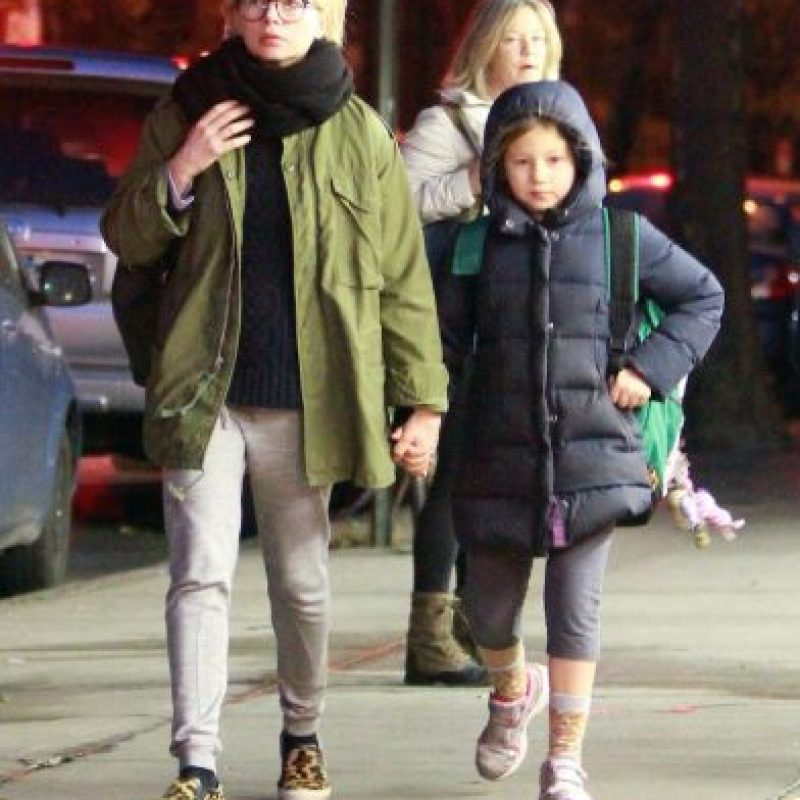 """""""Me gusta contarle (a Matilda) historias de su papá y de cómo creció. Creo que es importante para ella conocer de dónde viene para que ella se conozca a sí misma"""", indicó su tía. Foto:The Grosby Group"""
