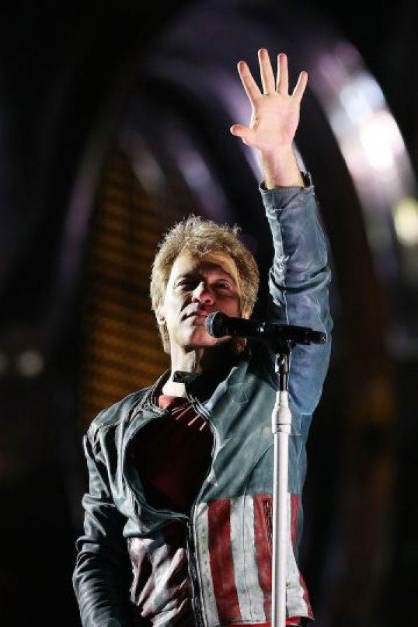 Los fans taiwaneses de Bon Jovi no han podido asistir a conciertos del grupo desde hace más de 20 años. Foto:Getty Images