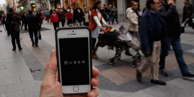 Es necesario tener 18 años de edad para utilizar Uber. Foto:Getty Images