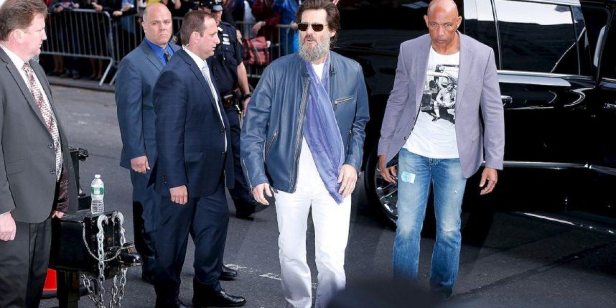 Jim Carrey rompe el silencio y habla del suicidio de su novia
