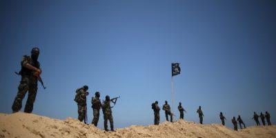 El texto responsabiliza al bloqueo israelí y las operaciones militares en la zona Foto:Getty Images