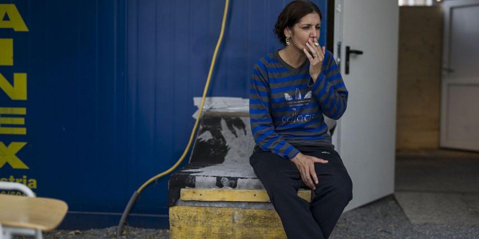 Y también Estado Islámico, que provocó que ocho millones de sirios huyen a hacia Turquía y países europeos Foto:Getty Images
