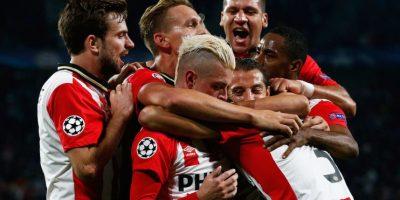 El PSV (Holanda) va a Rusia para enfrentarse al CSKA Moscú. Foto:Getty Images