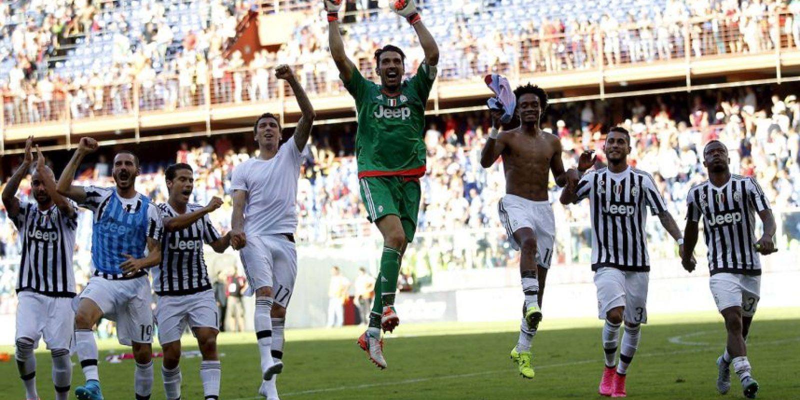 Juventus (Italia) recibe en casa al campeón de la Europa League, el Sevilla (España). Foto:Getty Images