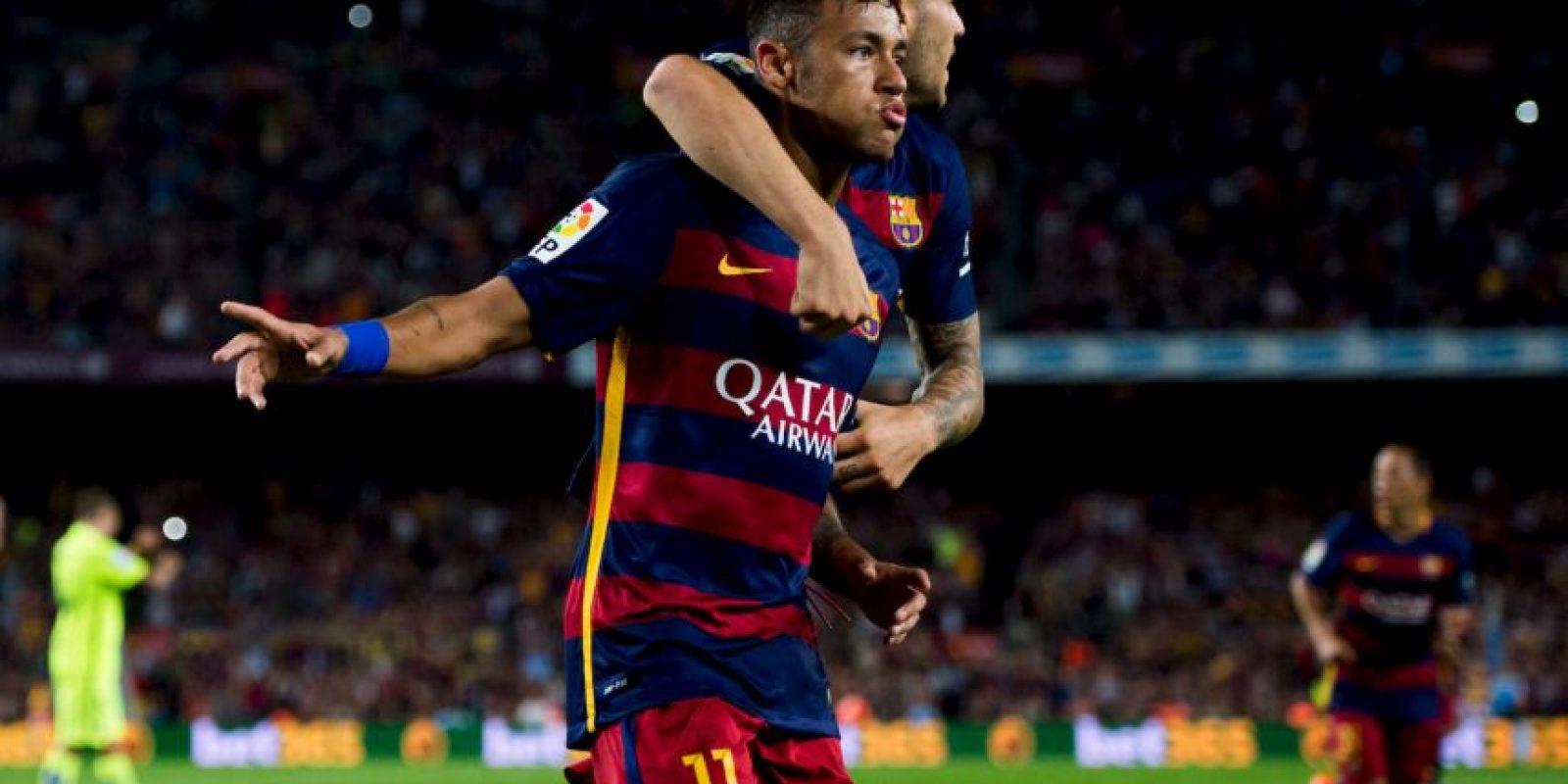 El peso del equipo caerá en Neymar y Luis Suárez Foto:Getty Images