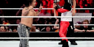 Tiene 29 años. Foto:WWE