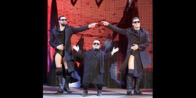 Fue el último Campeón Peso Crucero de la WWE. Foto:WWE