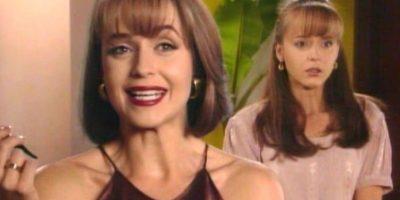 """""""Paulina Martins"""". Y la inigualable """"Paola Bracho"""". Foto:vía Televisa"""