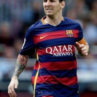 Lionel Messi sufrió una dura lesión durante el partido entre el Barcelona y UD Las Palmas del pasado fin de semana. Foto:Getty Images