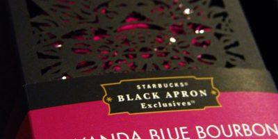El Ruanda Blue Bourbon fue lanzado hace 10 años por Starbucks y es uno de los mejores cafés africanos. Foto:vía Starbucks