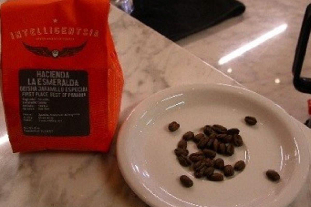 El café de la Hacienda La Esmeralda en Panamá está hecho con el sabor de la guayaba. Foto:vía Hacienda La Esmeralda
