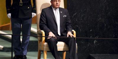 Luis Guillermo Solís Rivera, presidente de Costa Rica Foto:AFP