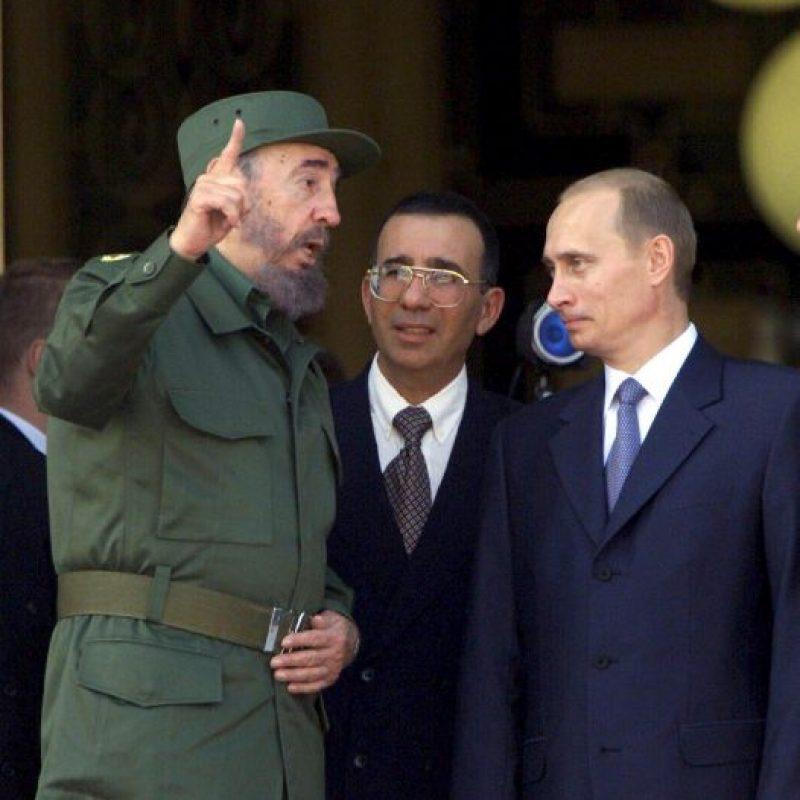 Una versión taquigráfica de ese discurso puede leerse en Cuba.cu Foto:Getty Images