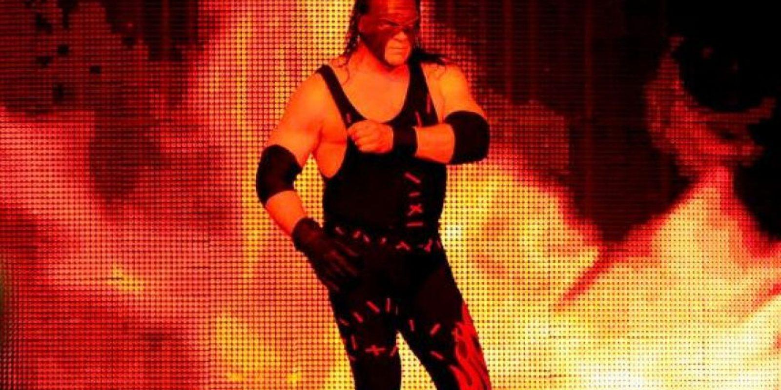 Kane Foto:WWE