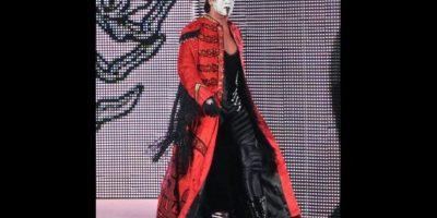 """El """"Ícono"""" tiene 56 años Foto:WWE"""