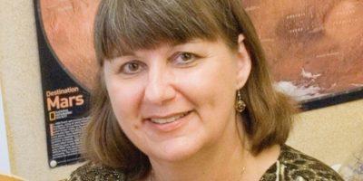 Nadine G. Barlow, Astrofísica y profesora en el Departamento de Física y Astronomía de la Universidad del Nordeste de Arizona.(NAU)
