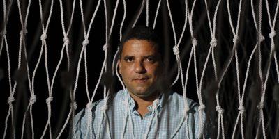 Raúl Morillo, artista Foto:Metro RD