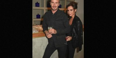 David y Victoria Beckham Foto: Getty Images