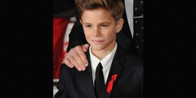 Romeo James Beckham Foto: Getty Images