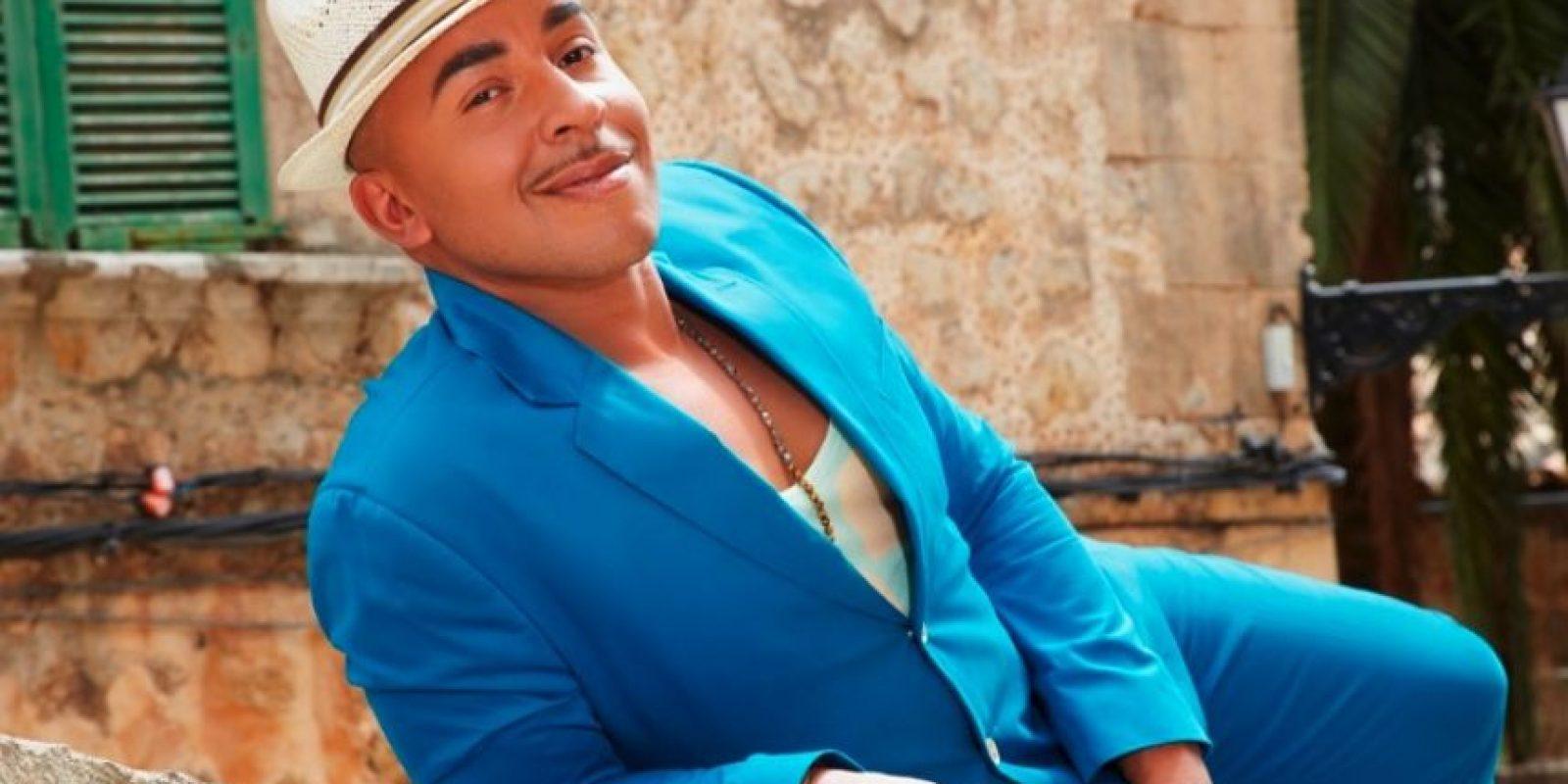 El cantante de nacionalidad alemana ahora tiene 40 años. Foto:vía lou-bega.com