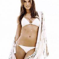El ángel de Victoria's Secret disfruta al presumir sus encantos en fotos como esta. Foto:vía instagram.com/alessandraambrosio