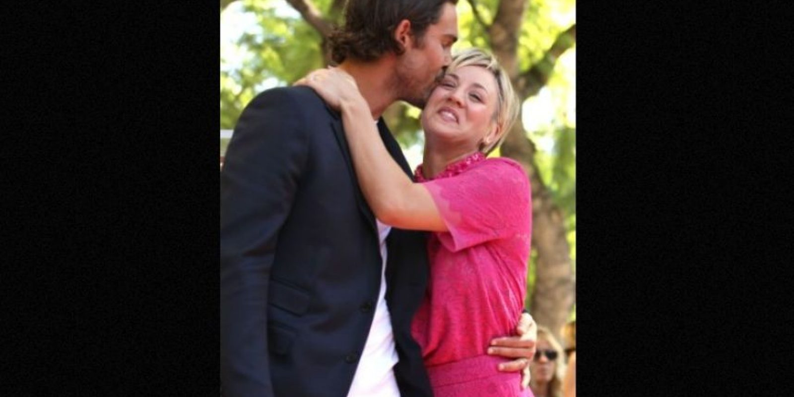 Kaley Cuoco y Ryan Sweeting Foto: Getty Images