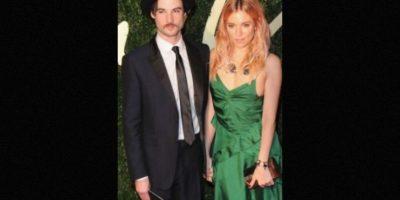Sienna Miller y Tom Sturridge Foto:Getty Images