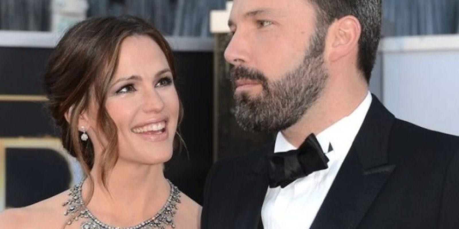 Ben Affleck y Jennifer Garner Foto:Getty Images