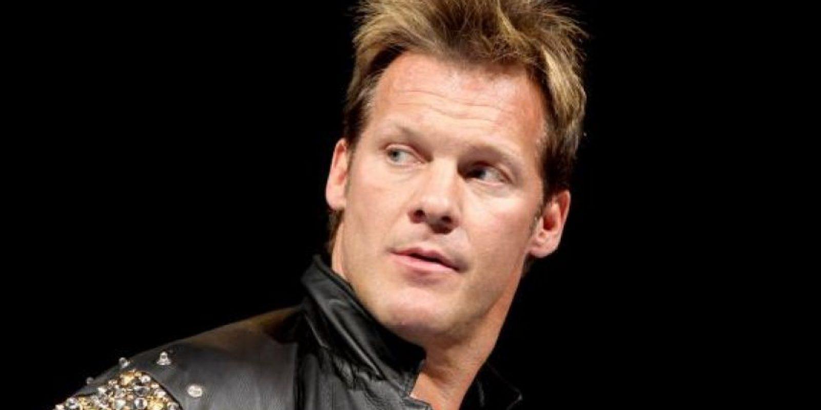 Chris Jericho. El carismático luchador tiene 44 años Foto:WWE