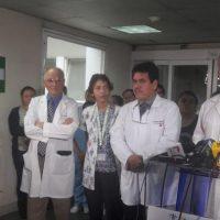 Carlos Soto, director del hospital Roosevelt, confirmó que las niñas están fuera de peligro y que fueron separadas con éxito. Foto:Twitter.com/HRooseveltGT