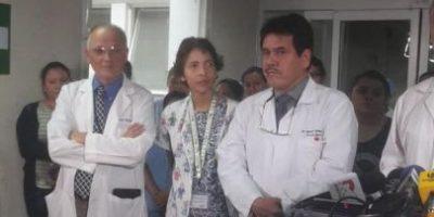 Hermanas siamesas fueron separadas con éxito en América Latina