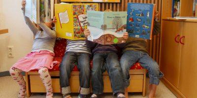 8.- Si en la foto a publicar aparecen más niños, enterar a los padres y pedir su autorización para compartirla Foto:Getty Images