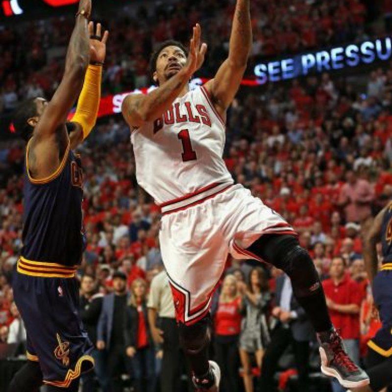 Es uno de los mejores basquetbolistas de la NBA de la actualidad Foto:Getty Images