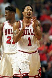 Se lesionó en el primer entrenamiento de los Bulls de cara a la temporada 2015-2016 Foto:Getty Images