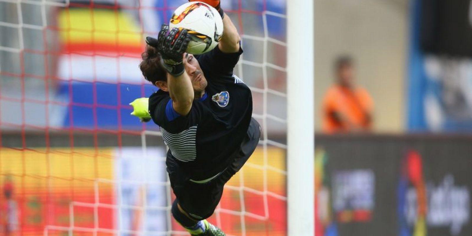 Es el único capitán en levantar una Copa del Mundo y dos veces la Eurocopa Foto:Getty Images