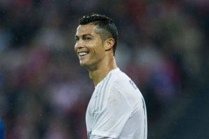 Cristiano Ronaldo suma 321 con el Madrid y se encuentra a dos dianas de igualar el récord de Raúl Blanco Foto:Getty Images