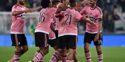 """En 6 partidos, la """"Juve"""" sólo tiene 1 victoria, dos empates y 3 derrotas. Foto:Getty Images"""