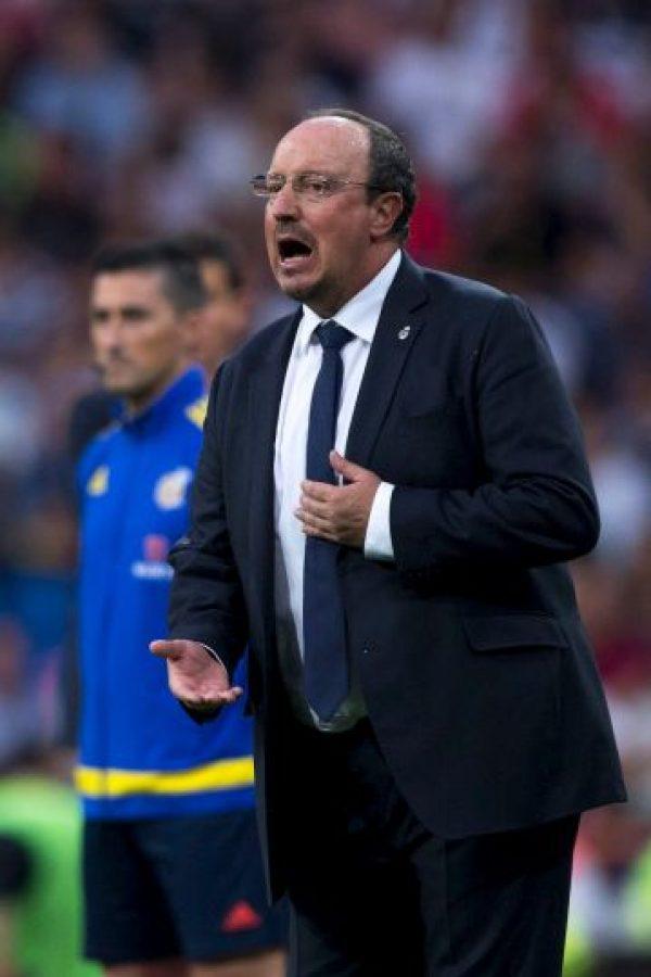 Rafa Benítez comanda al conjunto español Foto:Getty Images